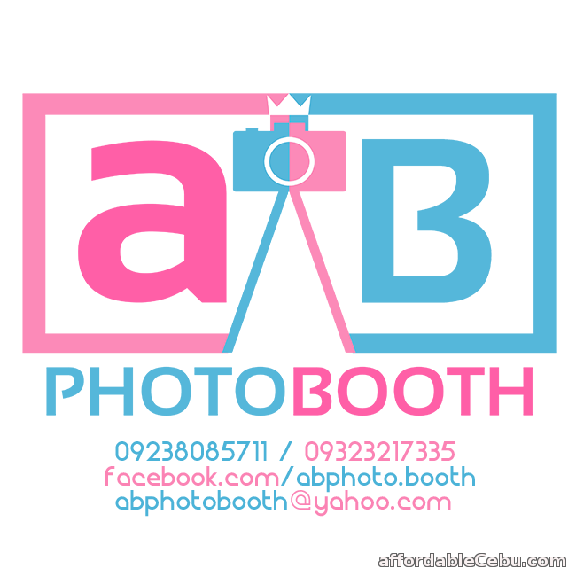 1st picture of Cebu affordable photobooth rental / A|B Photobooth For Rent in Cebu, Philippines