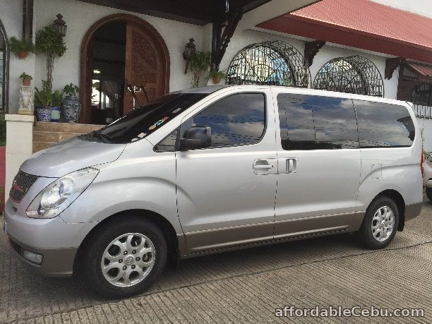 1st picture of For Sale: 2010 Hyundai Grand Starex For Sale in Cebu, Philippines