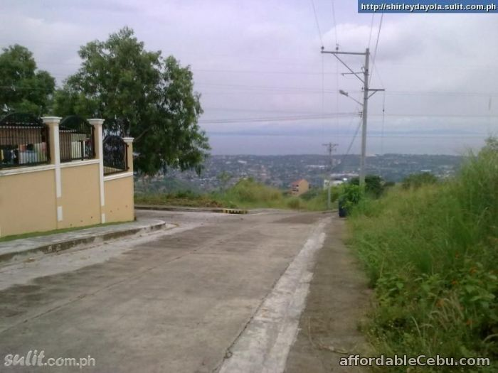 1st picture of Overlooking lot for sale in Bulacao Talisay City For Sale in Cebu, Philippines
