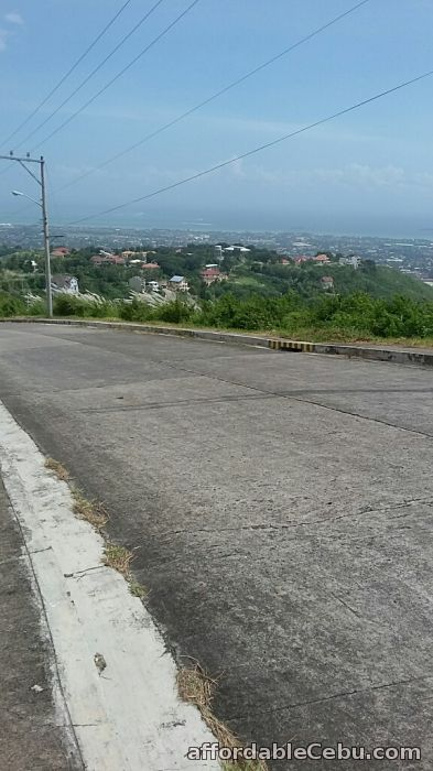 5th picture of Overlooking lot for sale in Bulacao Talisay City For Sale in Cebu, Philippines