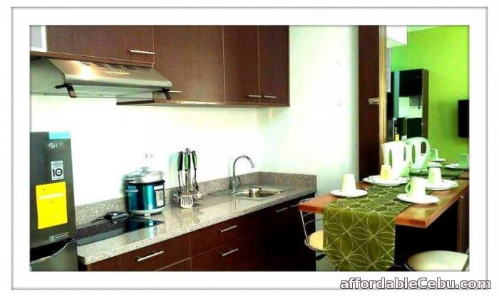 3rd picture of CONDO FOR RENT NEAR COUNTRY MALL AND AYALA FULLY FURNISHED 25K For Rent in Cebu, Philippines
