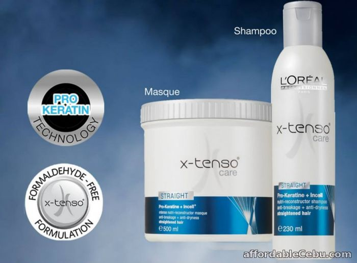 2nd picture of Keratin Steam Care Offer in Cebu, Philippines