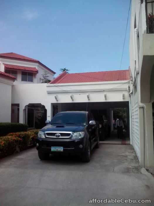 1st picture of ' Fully Furnished House For Rent In Banilad Cebu City 60k For Rent in Cebu, Philippines