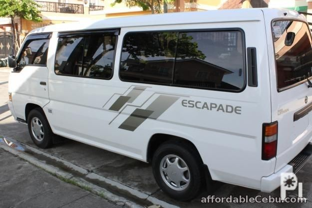 1st picture of Van for Rent in Cebu For Rent in Cebu, Philippines