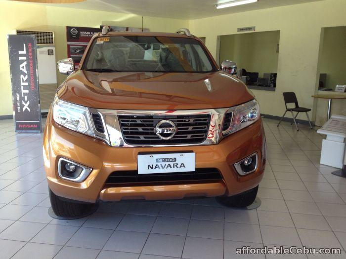 1st picture of Latest 2.5L Nissan Np300 Navara 4x4 VL automatic 2015 Announcement in Cebu, Philippines