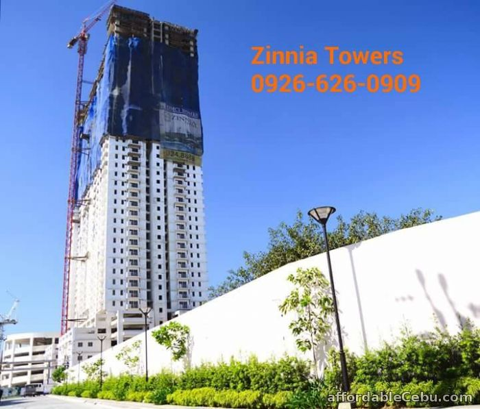 1st picture of Condo In QUEZON CITY ZINNIA Towers Near SM North and Trinoma For Sale in Cebu, Philippines