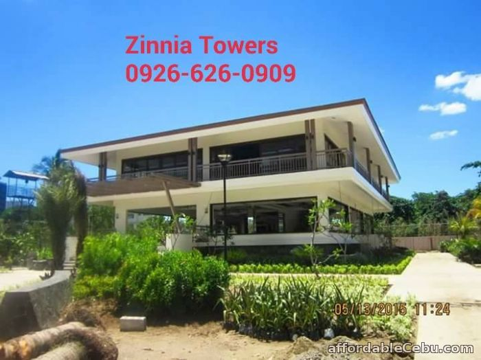 2nd picture of Condo In QUEZON CITY ZINNIA Towers Near SM North and Trinoma For Sale in Cebu, Philippines