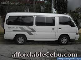 1st picture of 17 TWENTYONE TRAVEL N'SHOP OFFERS: VAN RENTAL For Rent in Cebu, Philippines