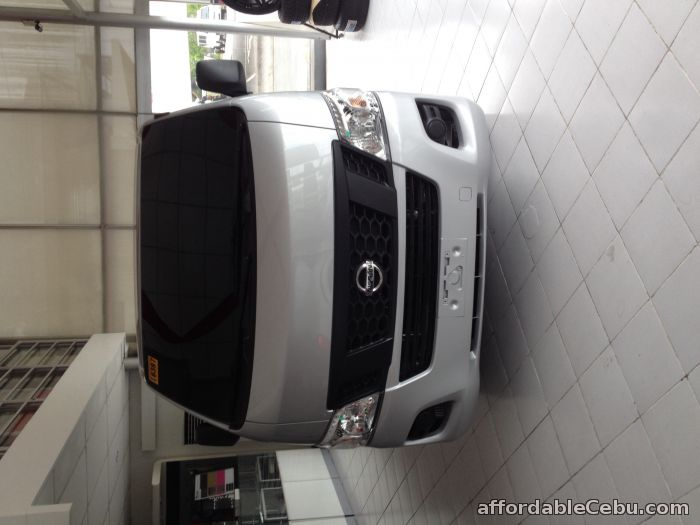 1st picture of Latest 2.5L Nissan NV350 Urvan 18 seaters Manual 2015 Announcement in Cebu, Philippines