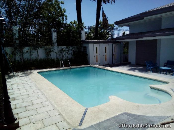 3br House With Swimming Pool For Rent In Mandaue City Cebu For Rent Mandaue City Cebu
