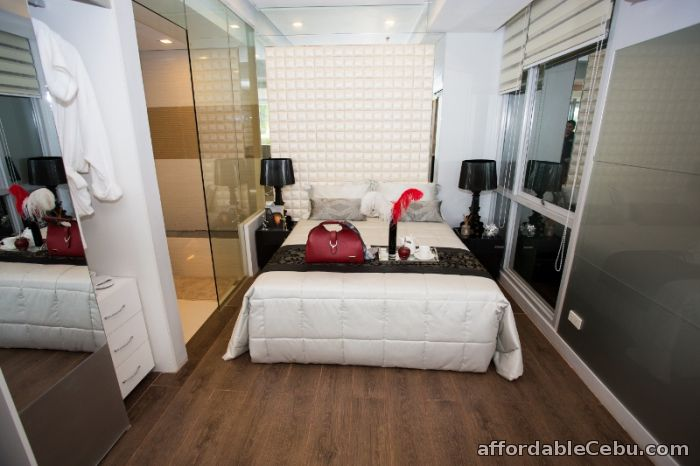 1st picture of 8,000  Philippine Pesos per month installment Studio Condominium at The Mactan Newtown by the beach For Sale in Cebu, Philippines