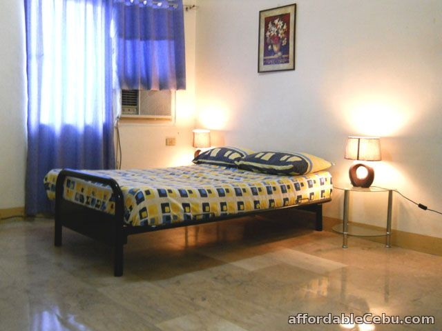 2nd picture of 13800  Condo studio type with queen size bed,wifi,24/7 security For Rent in Cebu, Philippines