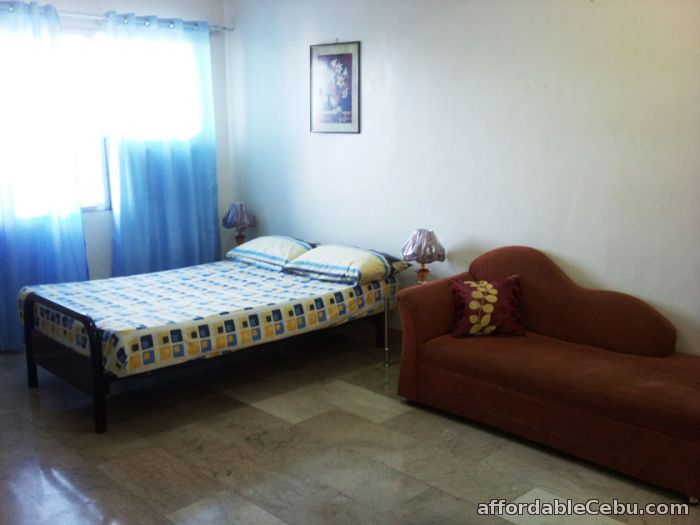 5th picture of 13800  Condo studio type with queen size bed,wifi,24/7 security For Rent in Cebu, Philippines
