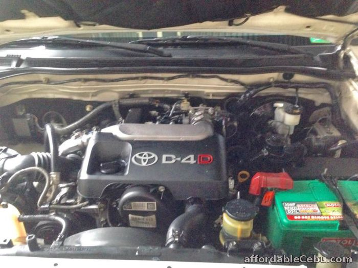 5th picture of For Sale Toyota Fotuner 2007 model. For Sale in Cebu, Philippines