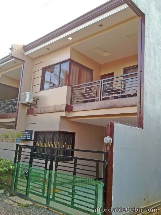 4th picture of 2-Storey Townhouse in Tabunok area, Bulacao, Talisay City For Sale @ P3.5M only. For Sale in Cebu, Philippines