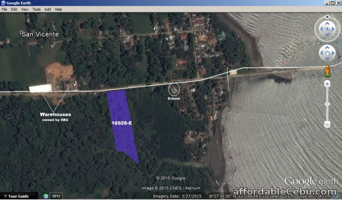 5th picture of 2.27 Ha. good for CONTAINER YARD For Sale in Cebu, Philippines