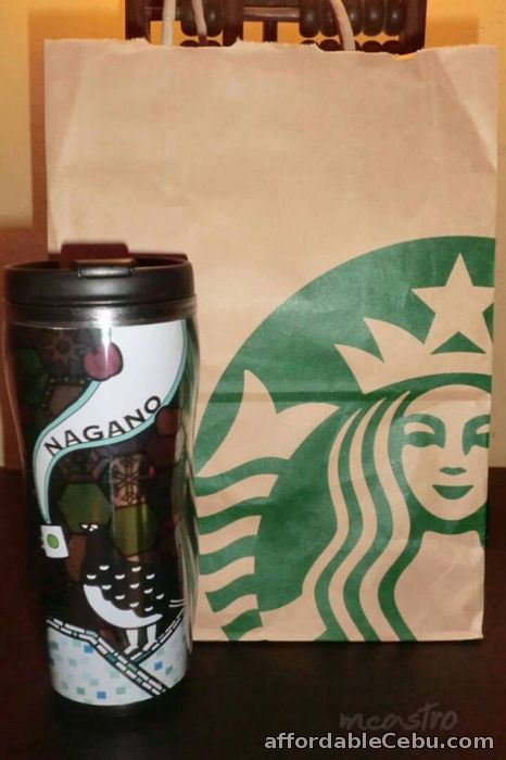 1st picture of Starbucks Mugs and Tumblers For Sale in Cebu, Philippines