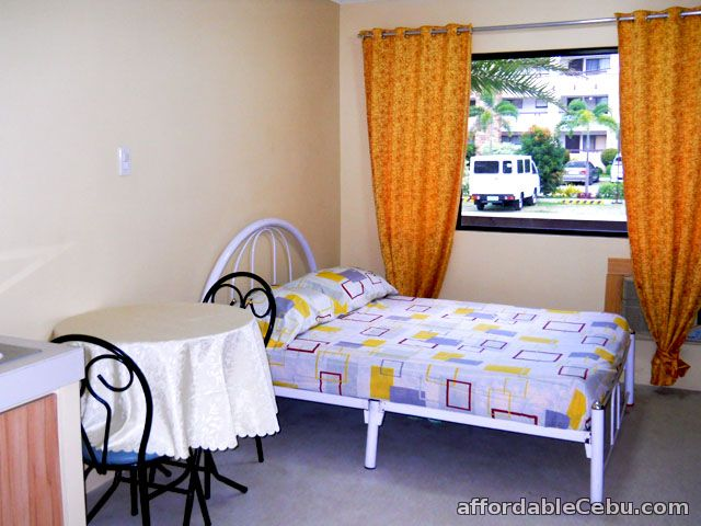 3rd picture of Cheapest condo unit with swimming pool fully furnished For Rent in Cebu, Philippines