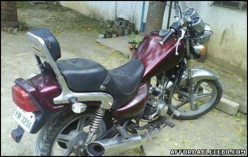 1st picture of 125 cc bigbike 5thousand fixed price -00 For Sale in Cebu, Philippines