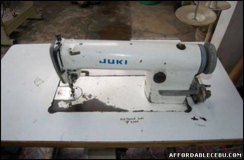 2nd picture of FS: SEWING MACHINES For Sale in Cebu, Philippines