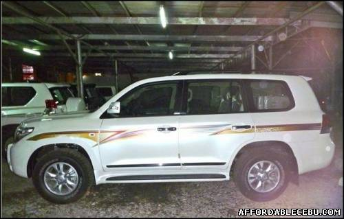 2nd picture of Land Cruiser Series 200 -10 For Sale in Cebu, Philippines