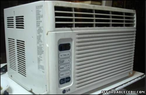 1st picture of LG .5 HP AirCondition - WINDOW TYPE For Sale in Cebu, Philippines