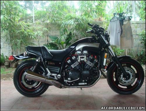 4th picture of 2004 yamaha vmax 1200cc For Sale in Cebu, Philippines
