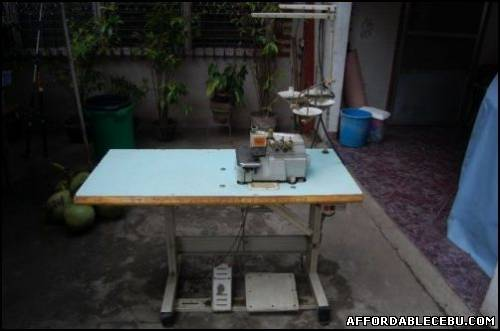 Picture of FS: SEWING MACHINES For Sale in Cebu, Philippines