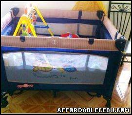 1st picture of Crib For Sale in Cebu, Philippines
