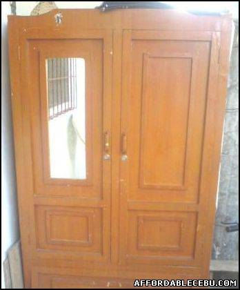 1st picture of Cabinet wardrobe For Sale in Cebu, Philippines