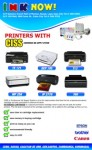 1st picture of Printer with CONTINUOUS INK SUPPLY SYSTEM - SALE For Sale in Cebu, Philippines