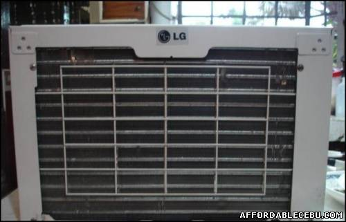 2nd picture of LG .5 HP AirCondition - WINDOW TYPE For Sale in Cebu, Philippines
