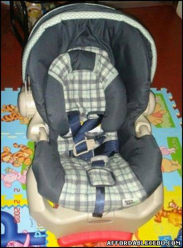 2nd picture of Graco Infant Car Seat/Baby Carrier P2,300only! For Sale in Cebu, Philippines