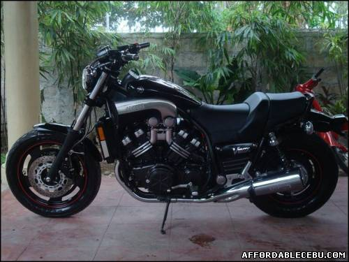 1st picture of 2004 yamaha vmax 1200cc For Sale in Cebu, Philippines