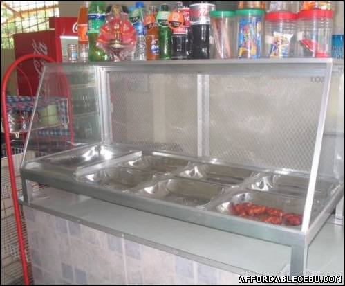 Food Counter Including Food Trays Counter Table For Sale
