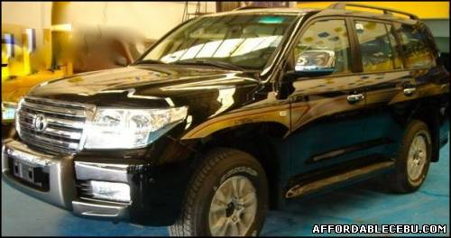 1st picture of Land Cruiser Series 200 -10 For Sale in Cebu, Philippines