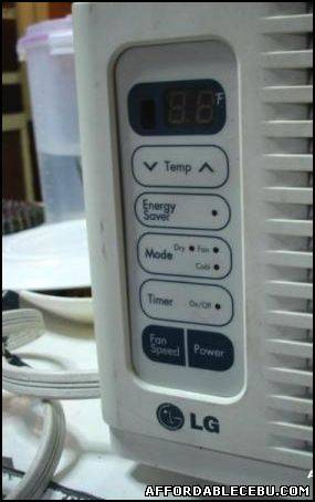 3rd picture of LG .5 HP AirCondition - WINDOW TYPE For Sale in Cebu, Philippines