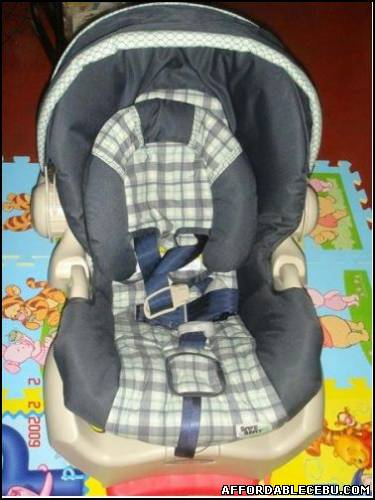 1st picture of Graco Infant Car Seat/Baby Carrier P2,300only! For Sale in Cebu, Philippines