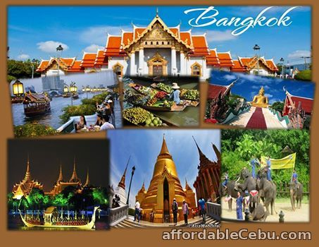 1st picture of BANGKOK FREE & EASY PACKAGE For Sale in Cebu, Philippines