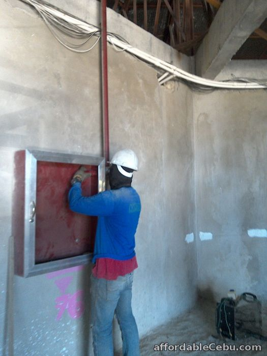 3rd picture of FIRE PROTECTION SYSTEM INSTALLER CEBU Offer in Cebu, Philippines