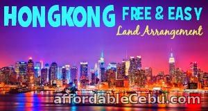 1st picture of HONGKONG FREE & EASY PACKAGE 3D2N For Sale in Cebu, Philippines