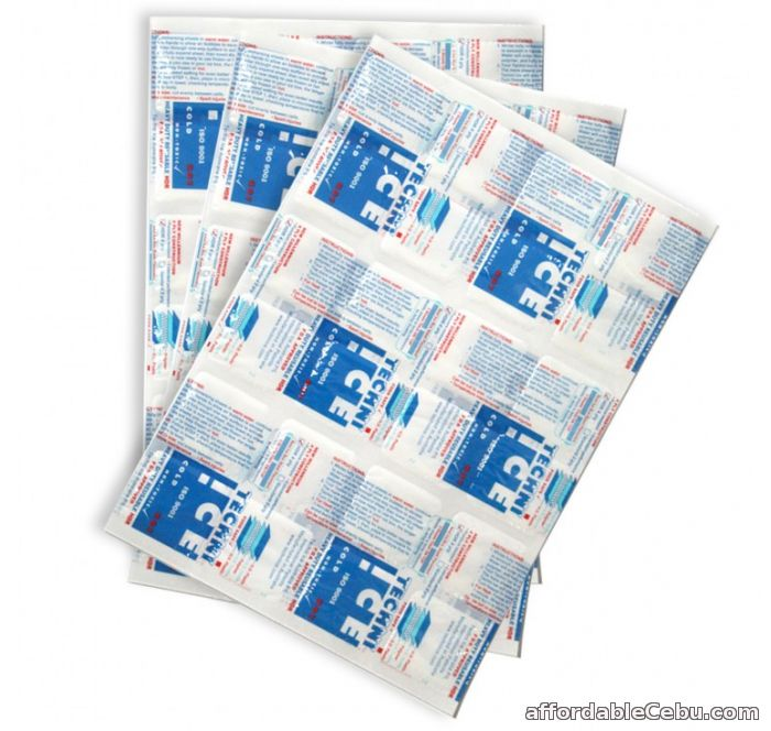 2nd picture of Techni Ice Heavy Duty Reusable 4 PLY sheet (PHP 224.00  ) For Sale in Cebu, Philippines