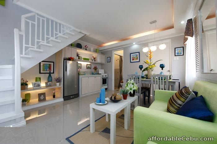 "4th picture of Ready for Occupancy 2-Bedroom Townhouse in Talamban Cebu ""Rina Model"" For Sale in Cebu, Philippines"