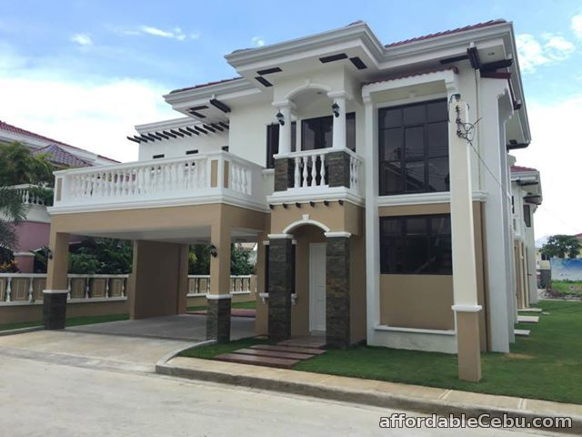 1st picture of Ready for Occupancy 4 Bedroom House and Lot in Minglanilla Cebu For Sale in Cebu, Philippines