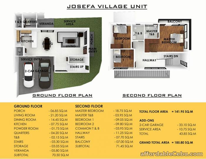 2nd picture of Brand New 4-Bedroom House & Lot for Sale in Banawa Cebu For Sale in Cebu, Philippines