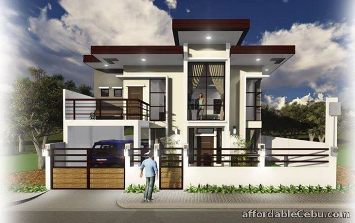 1st picture of Elegant 4-Bedroom House and Lot in Corona del Mar Talisay Cebu For Sale in Cebu, Philippines