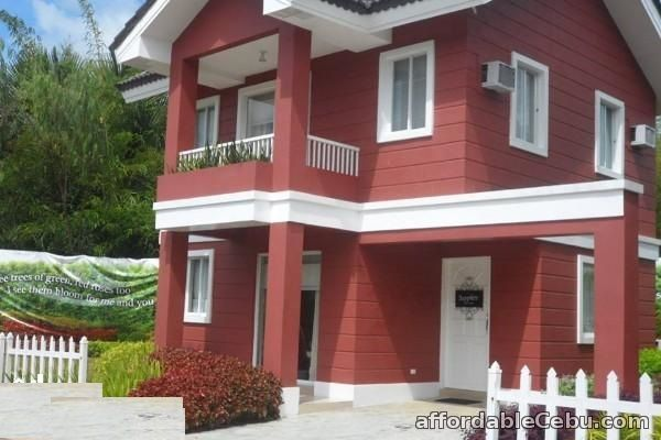 "1st picture of Affordable 3-Bedroom House & Lot in Talamban Cebu""Sapphire Model"" For Sale in Cebu, Philippines"