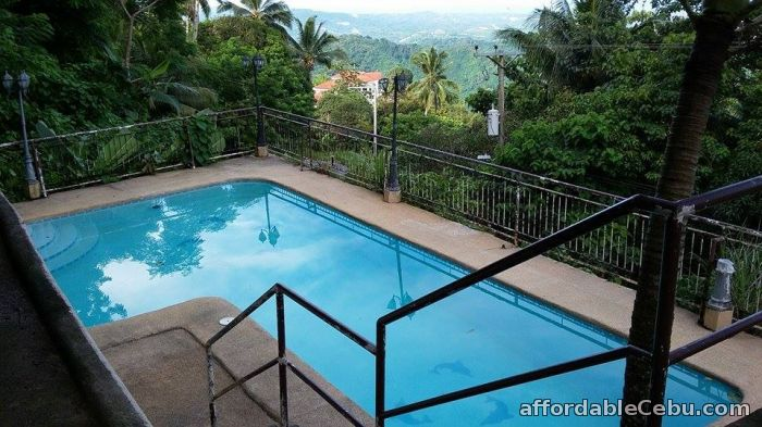4th picture of Overlooking 3-Bedroom Mountain Resort House with Pool in Busay Cebu For Sale in Cebu, Philippines