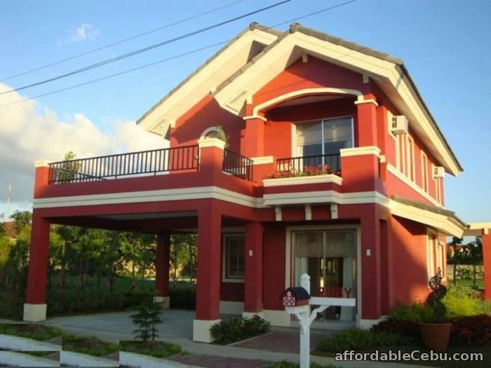 """1st picture of Affordable 3-Bedroom House & Lot in Talamban Cebu""""Ruby Model"""" For Sale in Cebu, Philippines"""