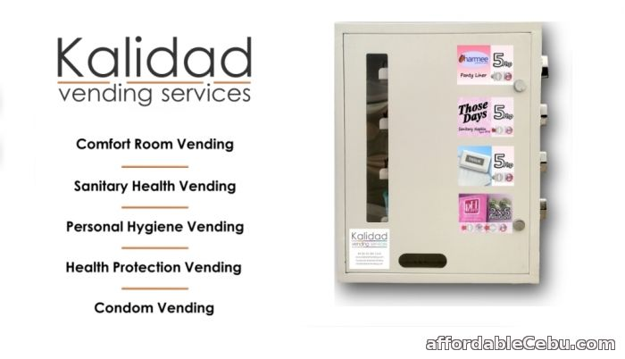 2nd picture of Vending Machine Sales Agents - Fantastic Commission Rates Looking For in Cebu, Philippines